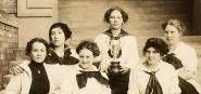 Women's History / Historic photographs, ephemera and artifacts related to the advancement of women's rights and issues in Washington State.