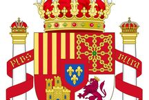 Spanish Coat of Arms / Here you can see lots of Coat of Arms related to Spain