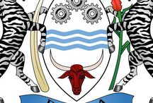 African Coat of Arms / Here you will see lots of coats of arms related to african countries