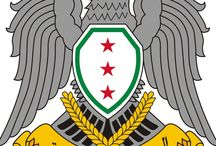 Arabic Coat of Arms / Here you will see the coats of arms related to arabic countries