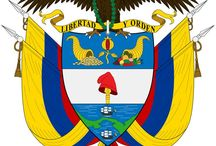 Colombian Coat of Arms / Here you will find lots of colombian coats of arms