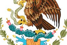 Mexican Coat of Arms / Here is where you will see coats of arms related to Mexico