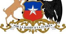 Chilean Coat of Arms / Here you will see coats of Arms related to Chile