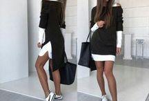 Giyim / Kendi modasını yaratmak isteyen bayanlar için onlarca çeşit bluz, elbise, etek, triko vb. ürünler alisverissokagi.net'te