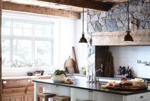 Kitchen / by Tamara Hawkesford