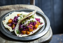 vegetarian eats + sips / Beautiful veg food + drink! / by Sasha Rae Arfin