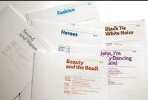 typefaces / by Sasha Rae Arfin
