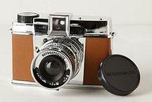 cameras, film & gizmos / by Sasha Rae Arfin