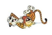 Calvin and Hobbes / by Patty Ray
