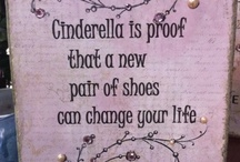 SHOES ~ if I can't wear them I'll pin them! Once the weight is off......watch out! / by Regina Kurylo Hackney
