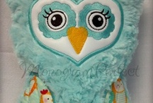For the love of Owls... / Owls are my new thing right now. They just make me smile.
