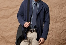 Business Casual: Male / by UNC UCS