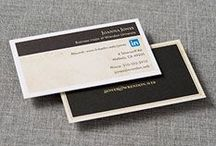 Business Card Inspiration / by UNC UCS