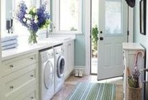 My Style ~ Laundry Rooms / by Open Gates Farm