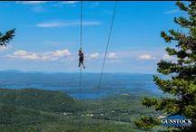 ZipTour at Gunstock Mountain Resort