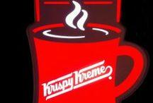 "Krispy Kreme Coffee / Krispy Kreme® Signature Coffee Blends: Worthy Of Our Doughnuts. Learn more about Krispy Kreme Coffee on our ""Time Machine of Joy"" at CelebrateKrispyKreme.com. / by Krispy Kreme"