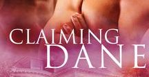 Claiming Dane / A Hot Southern Nights Novel