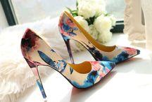 Shoes / Fancy feet. / by Cheri Evenson