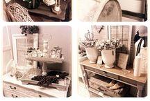 Sfeerhoekjes in onze Woonwinkel
