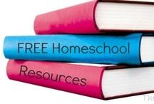 Homeschool / by Cayla Wedge