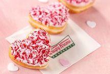 Valentine's Day / Show us your <3 / by Krispy Kreme