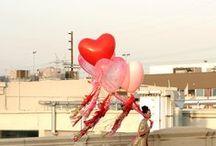 valentines / kirigami