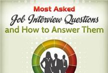 Interviewing Tips / Just the thought of interviewing for a job, internship, or fellowship can make many students extremely nervous.  You may imagine yourself sitting across from an employer, palms sweaty, breath uneven, mind racing, while the interviewer drills you relentlessly with question after difficult question.  This board contains some easy ways to prepare yourself for your interview.  And remember!  Practice makes perfect!