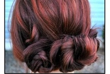 Hair Buns & Rolls / by Su Poh