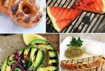 Grilling Ideas / Great grilling ideas to incorporate more fruits and vegetables into your diet!