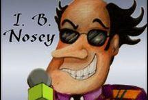 I.B. Nosey