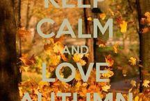 Automne ma Saison, Autumn my season / La saison ou je suis née. J'aime ses couleurs sa douceur