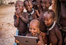 Enfants, Children's / Aimer tous les enfants de la terre,  ils sont l'avenir du monde