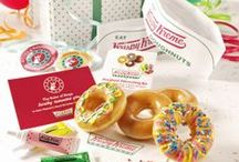 The Krispy Kreme Birthday Kit / Bring the joy of Krispy Kreme to any birthday. With two basic starting packages and a la carte options, you can build your own birthday kit for an instant Krispy Kreme party! (US only) / by Krispy Kreme