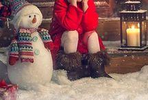 Merveileux Noel, Marvelous Christmas / Il rassemble la famille