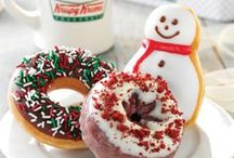 Cheers to the Holidays / Sip and savor the flavor of the holidays with Krispy Kreme Coffee and Doughnuts. / by Krispy Kreme