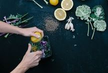 foodtography / Food styling is truly an art. I am obsessed. / by Sasha Rae Arfin