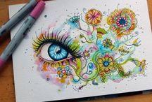ARTISTIC / All things artsy!!!! / by Angel Barnett