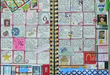 List Journaling / I'm a list maker. I'd love to fit that in better w/my Art Journals.  / by Diane Salter