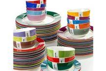 Tableware - Pantone by Luca Trazzi