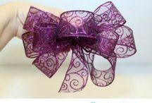 Decos Noel fait mains,hands made Christmas decorations / De jolies petites choses pour embellir vos Noëls
