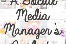 Social Media & Online Marketing / Social Media and Online Marketing: Guides, Grafiken, Neuigkeiten.