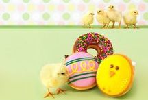 Spring Fever / Get ready to hop into the season with our Spring doughnuts.  / by Krispy Kreme