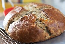 Le bon pain ! / Que serions nous sans bon pain !!!  / by Michèle Lanau