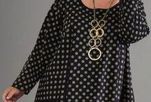 Plus size Sewing / plus size pattern tailoring molett szabás varrás szabásminta pattern tunika tunics