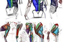 How to draw muchas cosas / Manual de dibujo