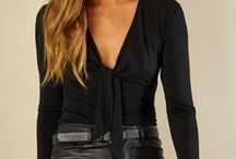 All Black Everything / Is there anything more chic than an all black outfit?