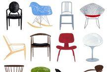 Furniture Design / by Watsapon Singsang