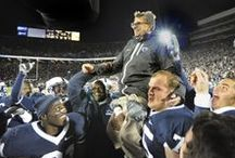 We Are Penn State! / I bleed blue and white! / by Emily H