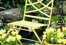 Yellow garden / by Karin Maatman