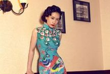 QIPAO PHOTOGRAPHY / Qipao photography to collect beautiful and modern qipao photos from top photographers.